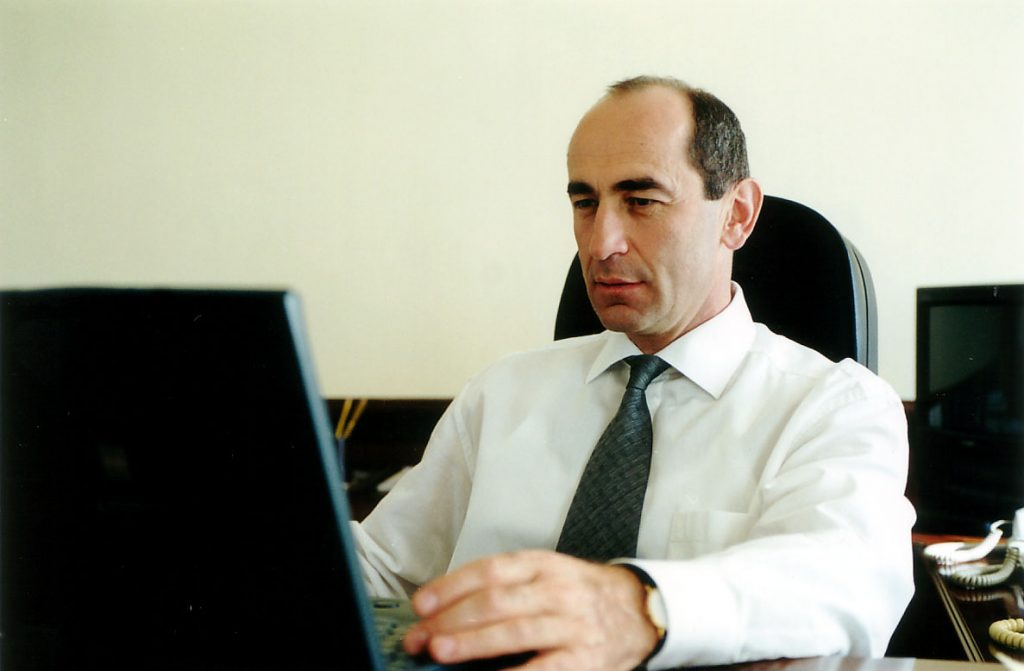 Robert Kocharyan (Wikimedia Commons)