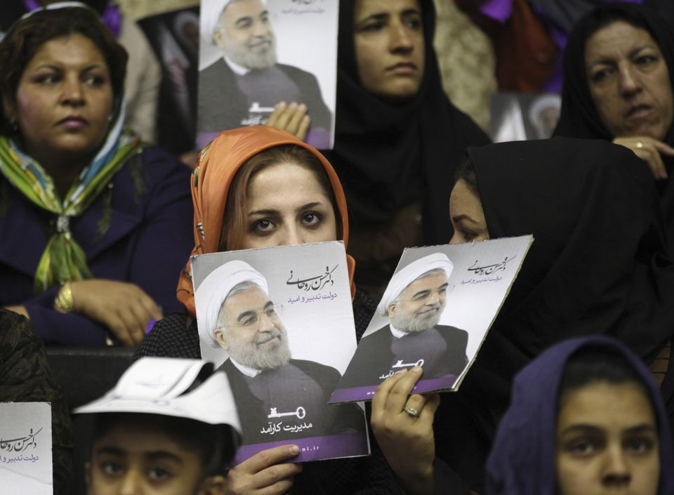 Rouhani-Iran-Election
