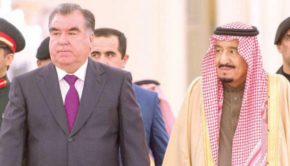Saudi-Tajik-meeting