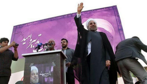 Rouhani-Campaign