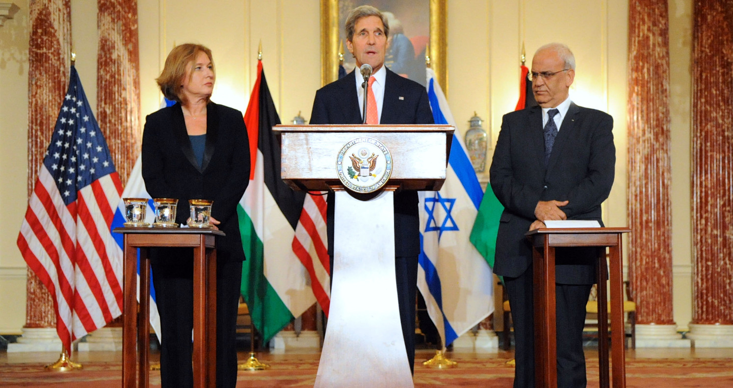 Secretary_Kerry,_Israeli_Justice_Minister_Livni,_and_Palestinian_Chief_Negotiator_Erekat_Address_Reporters_(Pic_3)