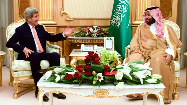 Secretary_Kerry_Meets_With_Newly_Appointed_Saudi_Defense_Minister_Prince_Mohammed_in_Riyadh_(17215778540)