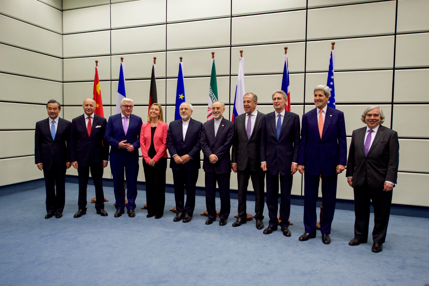 secretary_kerry_posed_for_a_group_photo_with_e-u-_p51_and_iranian_officials_before_final_plenary_of_iran_nuclear_negotiations_in_austria