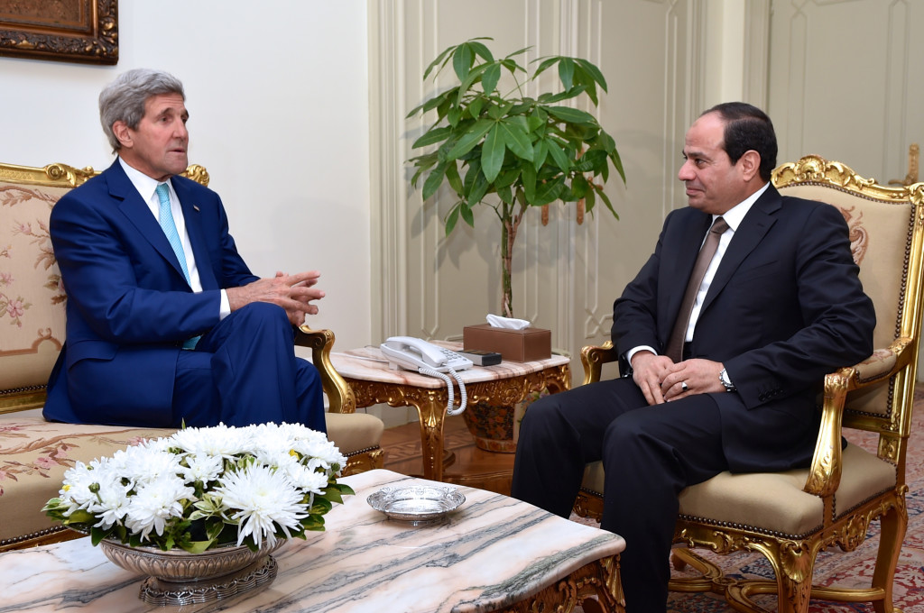 Secretary_Kerry_with_President_al-Sisi_July_2014