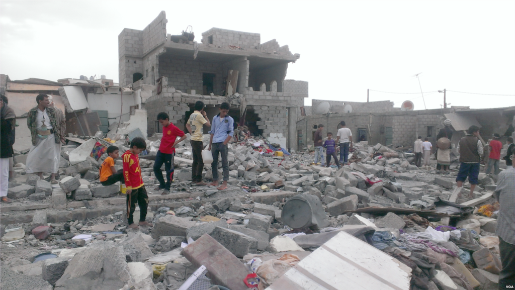 This_neighborhood_where_more_than_100_buildings_have_been_damaged_has_brought_attention_to_the_plight_of_Yemeni_blacks_with_neighboring_communities_coming_to_witness_the_damage_-_Sanaa_-_Oct-9-2015