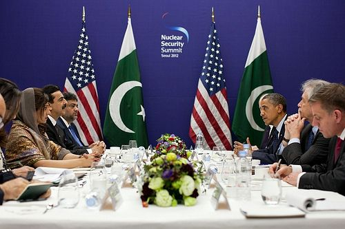 US-Pakistan-Nuclear Security Summit 2012