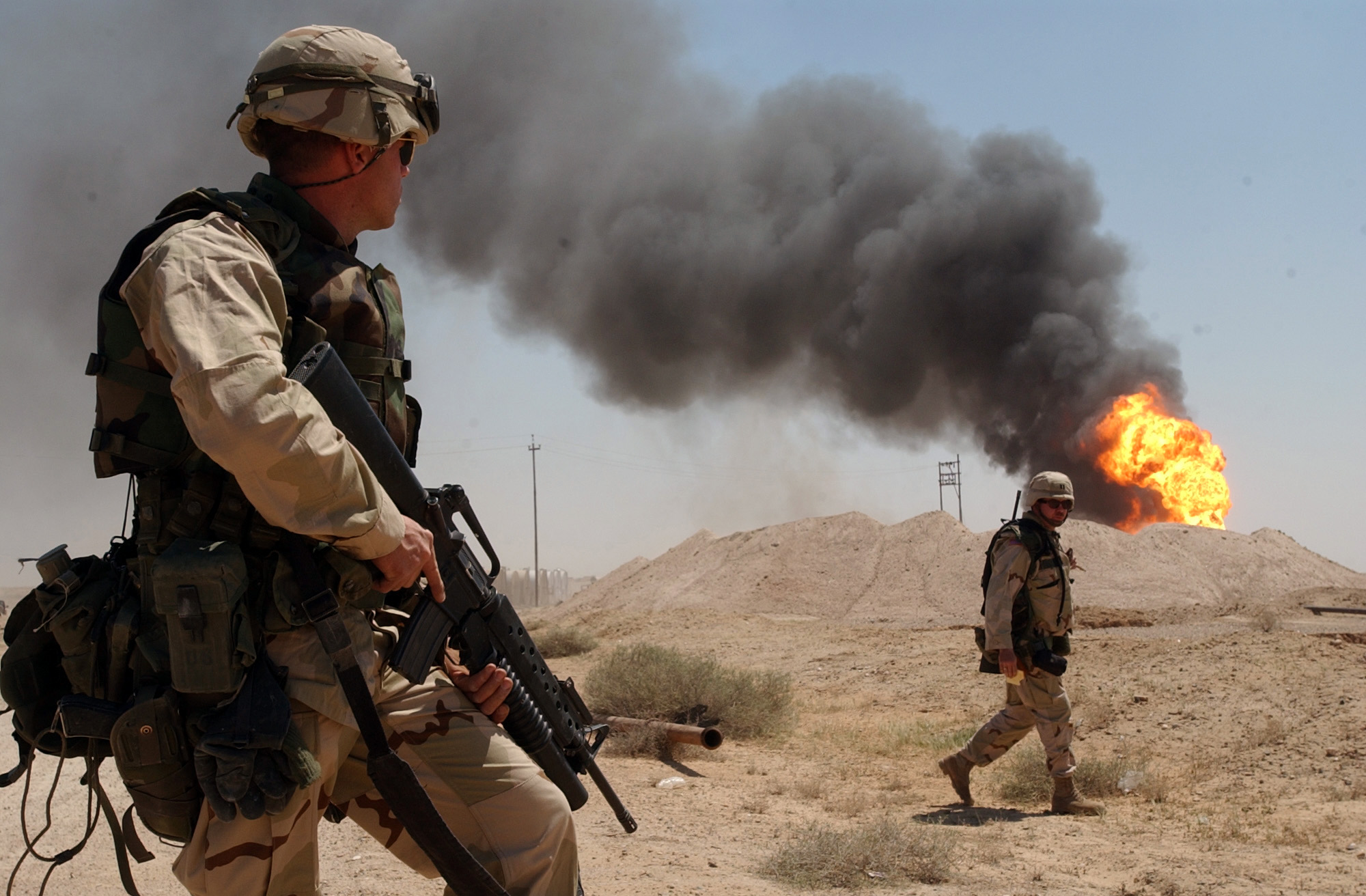 Why Did We Invade Iraq?