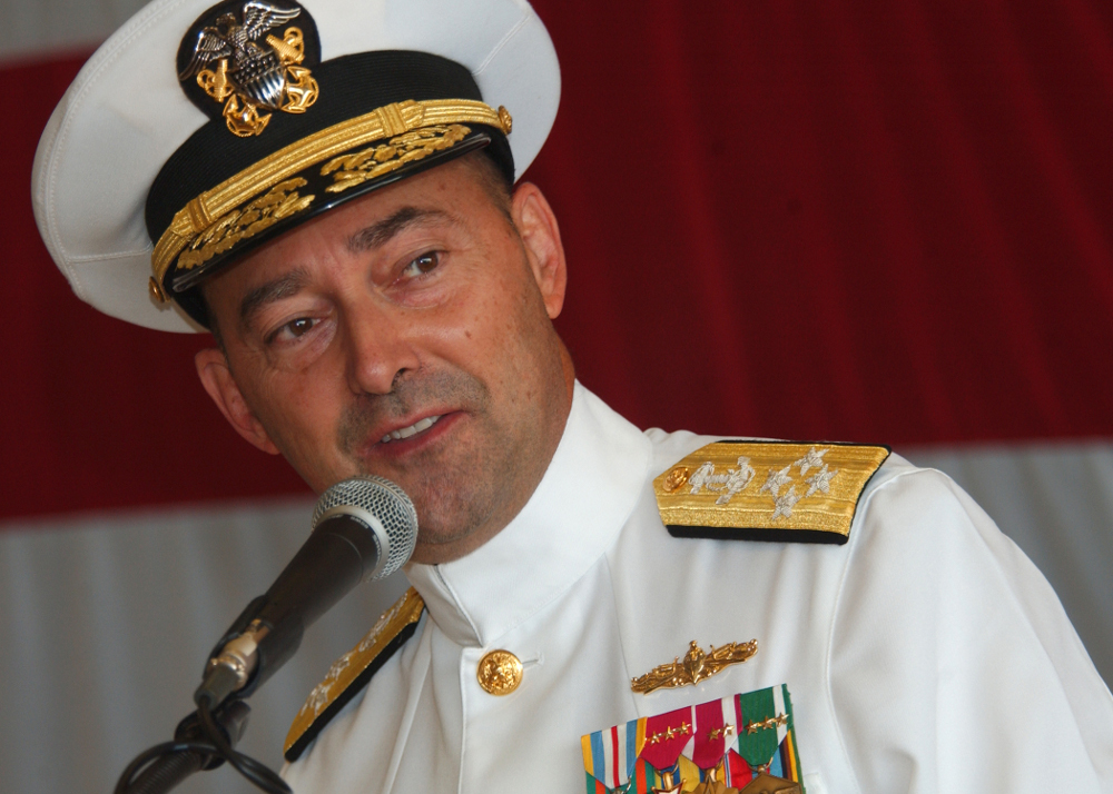 US_Navy_080712-N-3285B-007_Adm._James_Stavridis,_commander,_U.S._Southern_Command,_speaks_at_the_4th_Fleet_reestablishment_ceremony_held_on_board_Naval_Station_Mayport