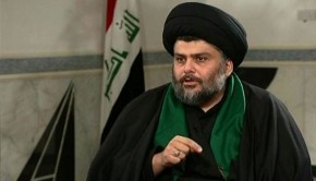 Iraqi prominent cleric Muqtada al-Sadr (file photo)