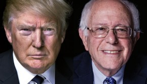 Republican Donald Trump and Democrat Bernie Sanders have cruised to stunning victories in the New Hampshire primary, CNN projects, in results that will rock the establishments of both parties and confirm the strength of outsider candidates in a wild presidential race.
