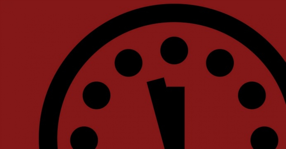 Doomsday clock (Bulletin of Atomic Scientists)