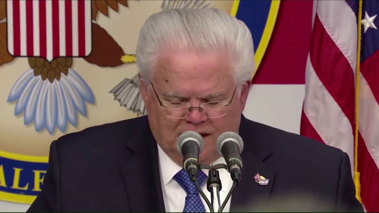John Hagee delivers benediction at opening of US embassy in Jerusalem