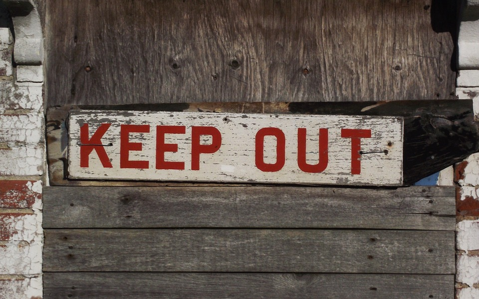 keep-out-1695827_960_720
