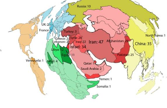 map-foreign-policy-debate