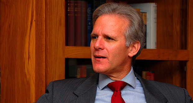 Israel's Ambassador the United States, Michael Oren