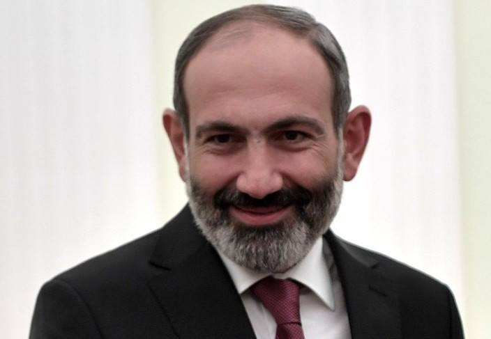 Nikol Pashinyan (Wikimedia Commons)