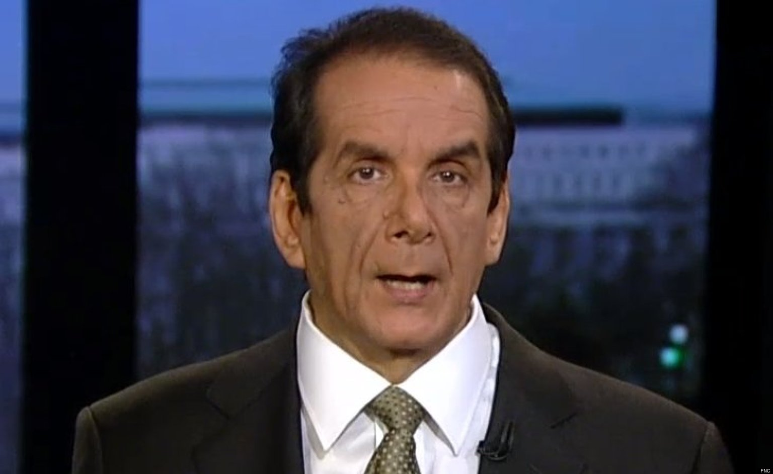 krauthammer essay Charles krauthammer, winner of the pulitzer prize for distinguished  also  winner of the 1984 national magazine award for essays, he began writing the.