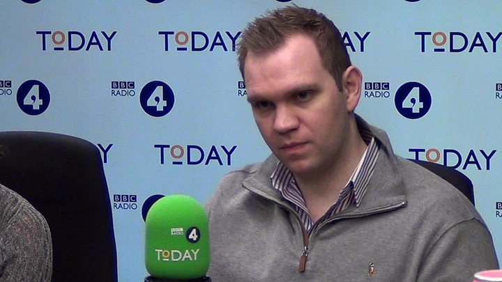 Matthew Hedges (BBC Radio)
