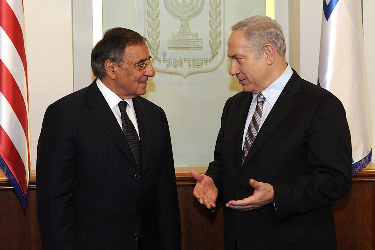 panetta-netanyahu-Oct2011