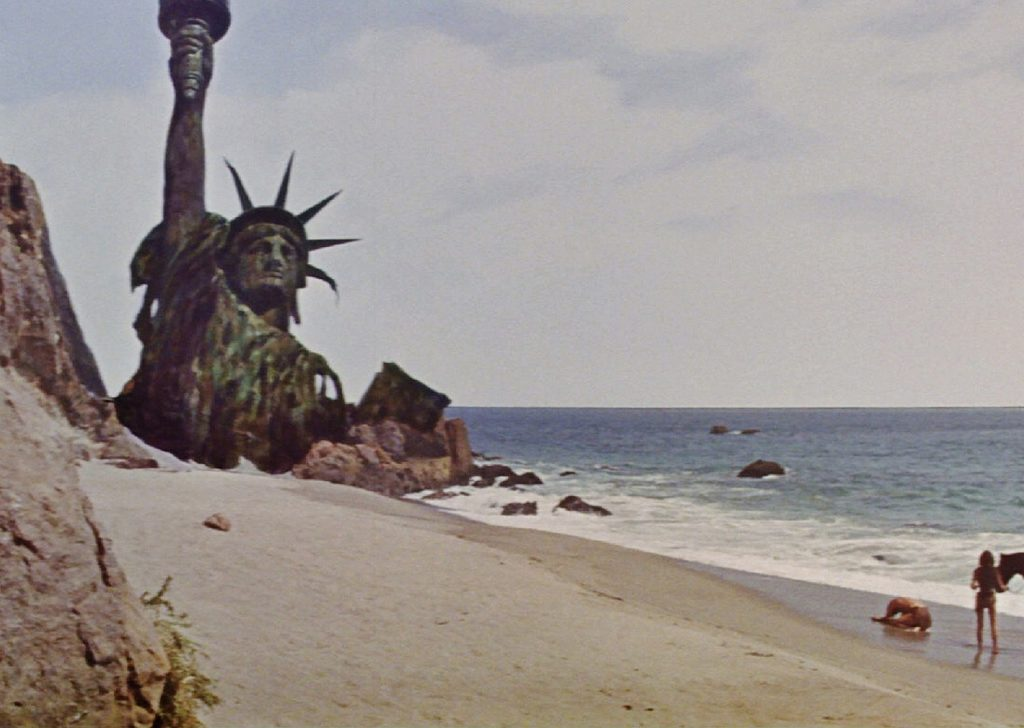 Still from Planet of the Apes