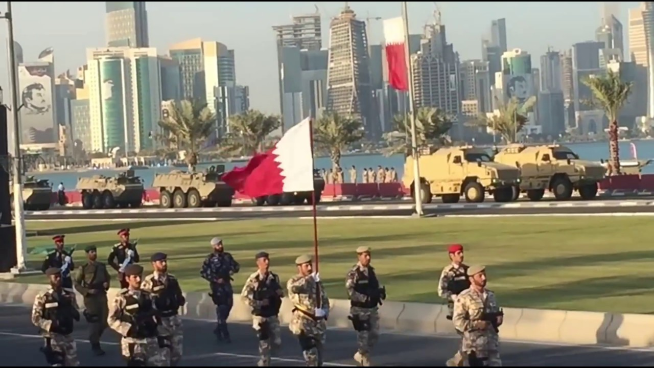 qatar national day 2017 parade