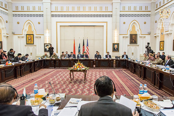 remarks-by-the-minister-of-foreign-affairs-of-the-islamic-republic-of-afghanistan-he-salahuddin-rabbani-at-the-4th-meeting-of-the-quadrilateral-main