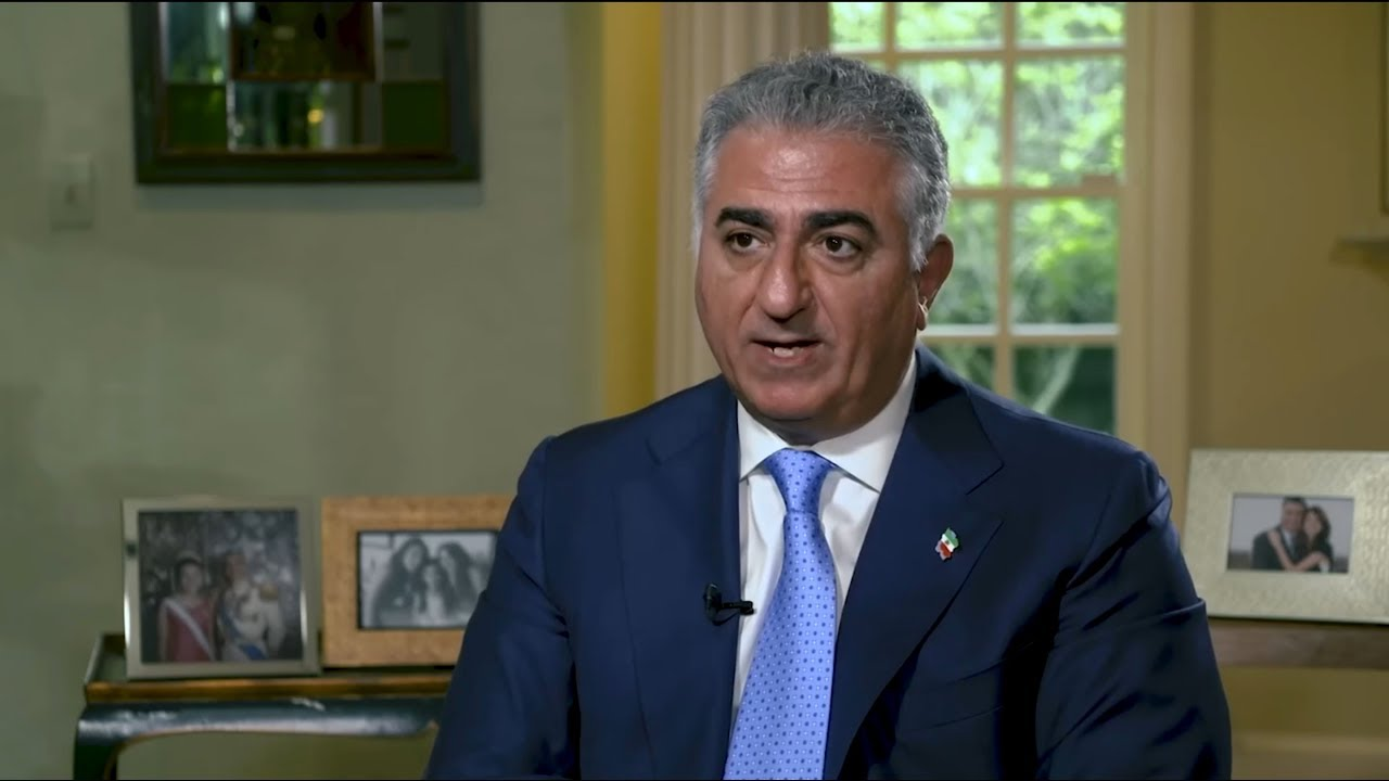 Reza Pahlavi (YouTube)