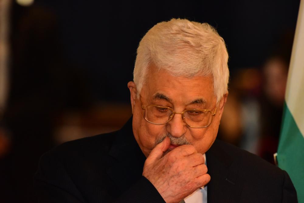 Mahmoud Abbas ( a katz via Shutterstock)
