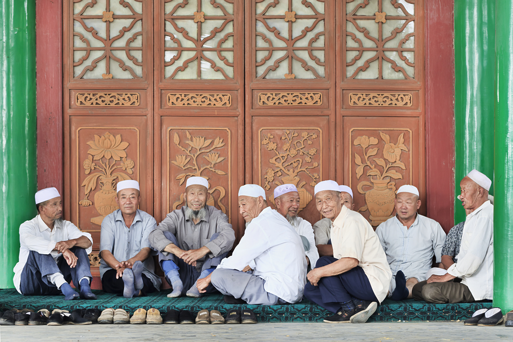 Hui Muslims in China (TonyV3112  via Shutterstock)