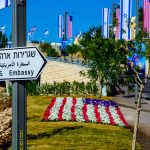 Street sign in Jerusalem (John Theodor via Shutterstock)