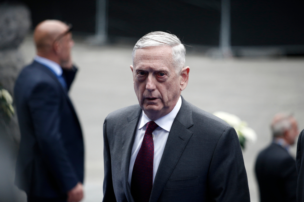 Mattis Supports Riyadh's Refusal of US Refuelling of Coalition Aircraft in Yemen