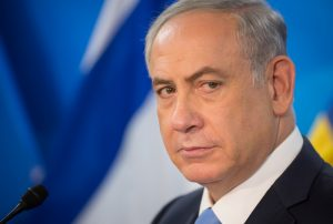 Benjamin Netanyahu (Drop of Light via Shutterstock)
