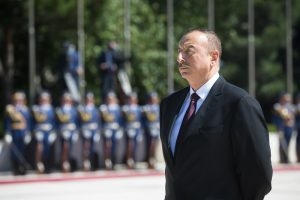 Ilham Aliyev (Drop of Light via Shutterstock)