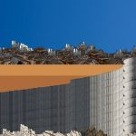 Settlement and separation wall (Dominique Landau via Shutterstock)