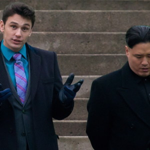 Still from The Interview