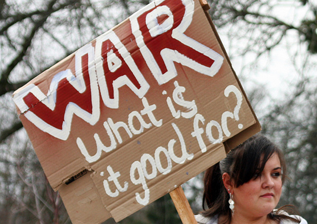 war-what-is-it-good-for
